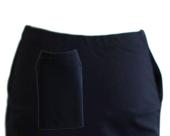 W15 S06 skirt blue