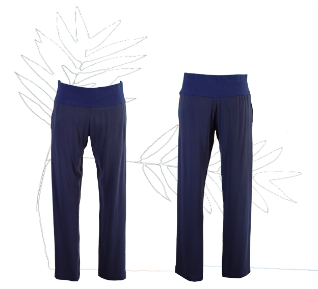 S18 Tr08 trousers elastic waistband