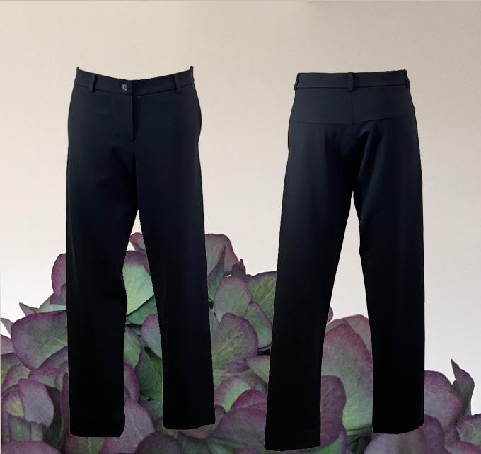 W20 Tr03 trousers sweat black