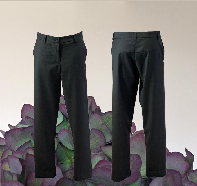 W20 Tr04 trousers flannel grey
